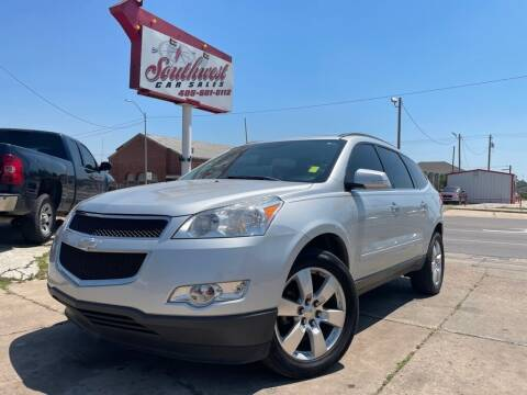 2012 Chevrolet Traverse for sale at Southwest Car Sales in Oklahoma City OK