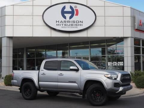 2017 Toyota Tacoma for sale at Harrison Imports in Sandy UT