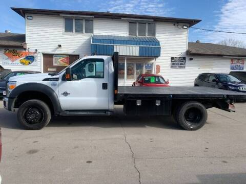 2016 Ford F-550 Super Duty for sale at Twin City Motors in Grand Forks ND