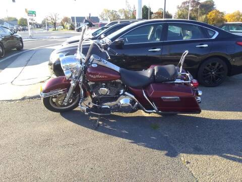 2002 Harley-Davidson ROADSTER for sale at Marino's Auto Sales in Laurel DE