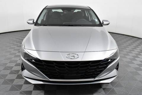 2021 Hyundai Elantra for sale at Southern Auto Solutions - Georgia Car Finder - Southern Auto Solutions-Jim Ellis Hyundai in Marietta GA
