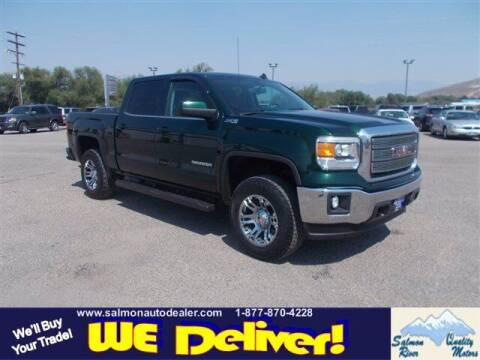 2014 GMC Sierra 1500 for sale at QUALITY MOTORS in Salmon ID