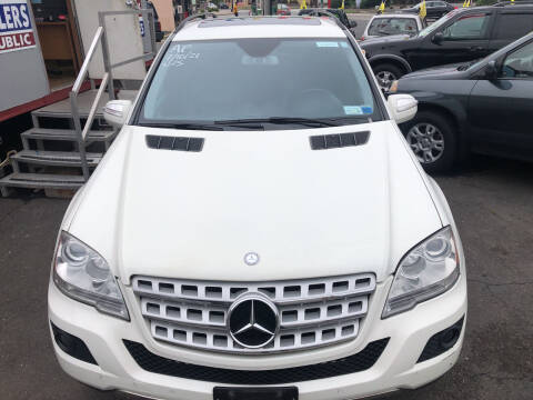 2009 Mercedes-Benz M-Class for sale at G&K Consulting Corp in Fair Lawn NJ