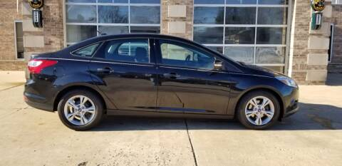 2013 Ford Focus for sale at Hampshire Motor Sales Inc. in Hampshire IL
