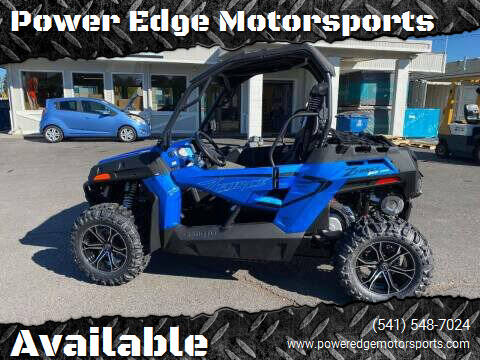 2021 CF Moto XForce 800 Trail for sale at Power Edge Motorsports in Redmond OR