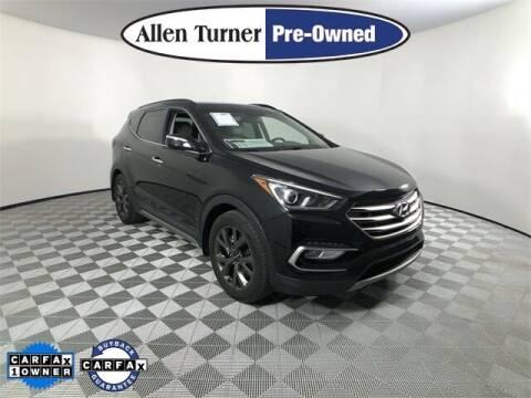 2017 Hyundai Santa Fe Sport for sale at Allen Turner Hyundai in Pensacola FL