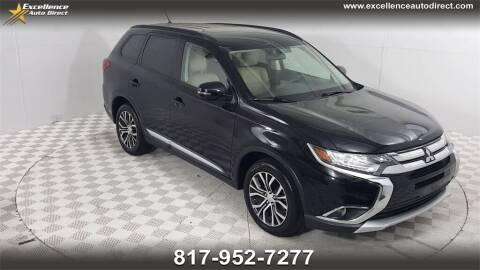 2016 Mitsubishi Outlander for sale at Excellence Auto Direct in Euless TX