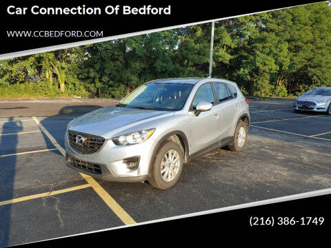 2016 Mazda CX-5 for sale at Car Connection of Bedford in Bedford OH