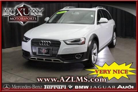 2014 Audi Allroad for sale at Luxury Motorsports in Phoenix AZ