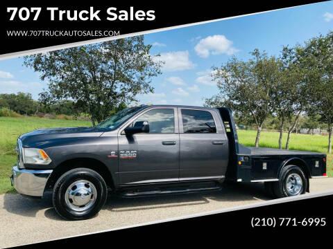 2014 RAM Ram Pickup 3500 for sale at 707 Truck Sales in San Antonio TX