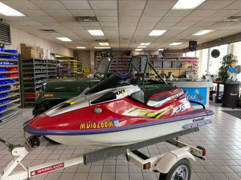 1996 Kawasaki Jet Ski for sale at 4X4 Rides in Hagerstown MD