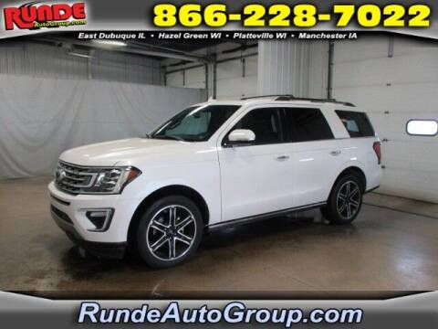 2019 Ford Expedition for sale at Runde PreDriven in Hazel Green WI