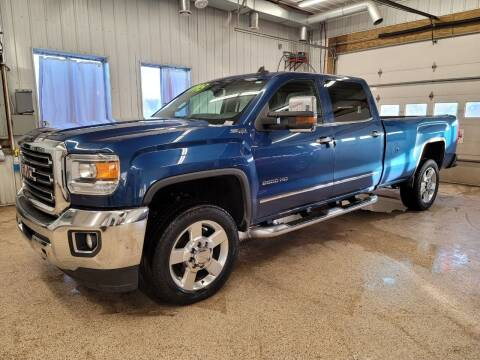 2016 GMC Sierra 2500HD for sale at Sand's Auto Sales in Cambridge MN