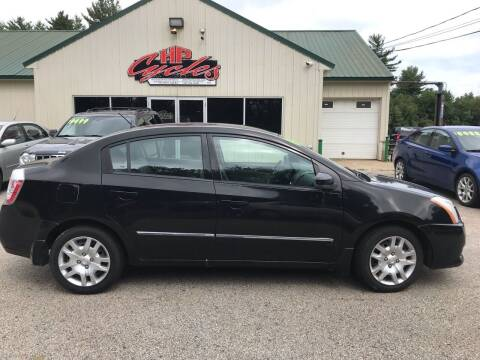 2010 Nissan Sentra for sale at HP AUTO SALES in Berwick ME