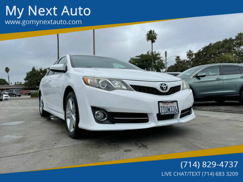 2014 Toyota Camry for sale at My Next Auto in Anaheim CA