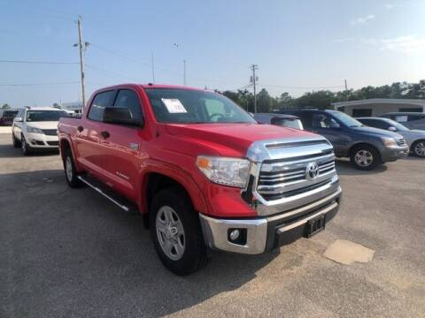 2016 Toyota Tundra for sale at Allen Turner Hyundai in Pensacola FL