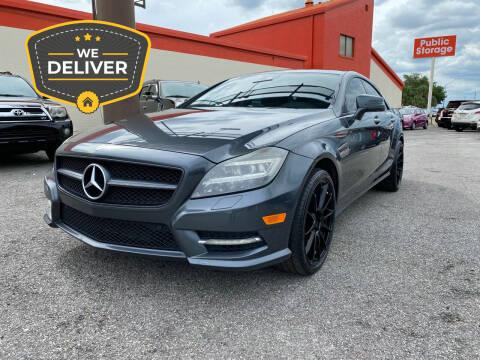 2013 Mercedes-Benz CLS for sale at JC AUTO MARKET in Winter Park FL
