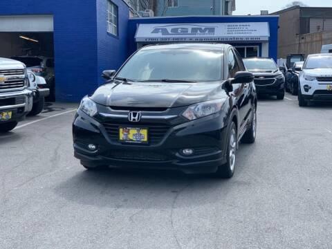 2017 Honda HR-V for sale at AGM AUTO SALES in Malden MA