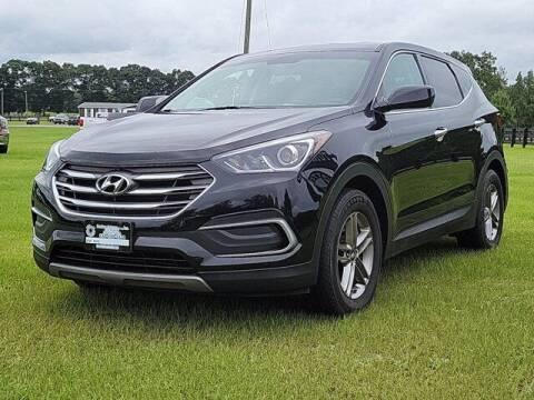 2018 Hyundai Santa Fe Sport for sale at Bratton Automotive Inc in Phenix City AL