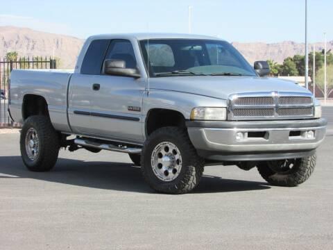 2002 Dodge Ram Pickup 2500 for sale at Best Auto Buy in Las Vegas NV