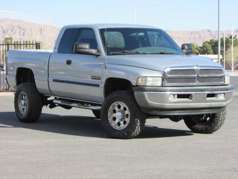 2002 Dodge Ram Pickup 2500 for sale at Best Auto Buy in Las Vegas NV