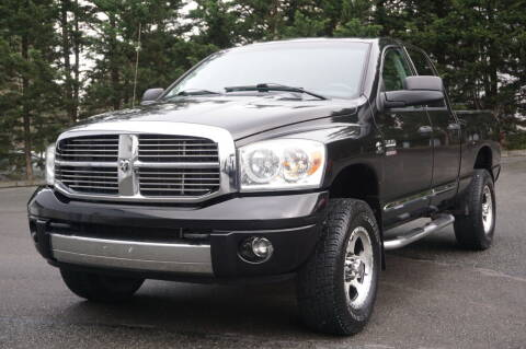 2007 Dodge Ram Pickup 2500 for sale at West Coast Auto Works in Edmonds WA