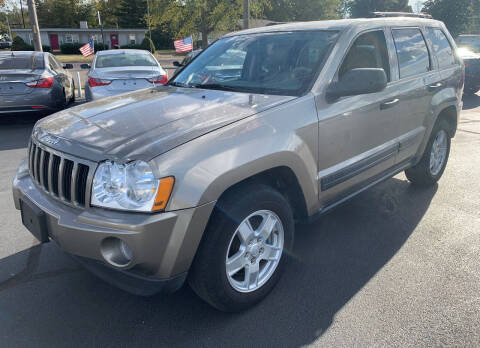 2006 Jeep Grand Cherokee for sale at American Motors Inc. - Belleville in Belleville IL