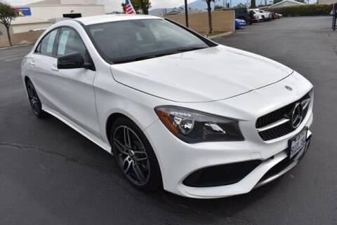 2019 Mercedes-Benz CLA for sale at DIAMOND VALLEY HONDA in Hemet CA
