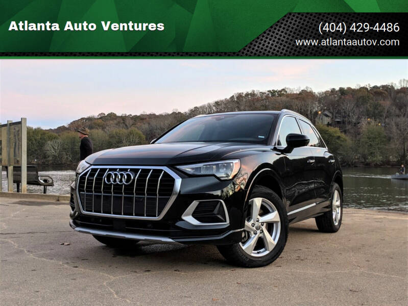 2020 Audi Q3 for sale at Atlanta Auto Ventures in Roswell GA