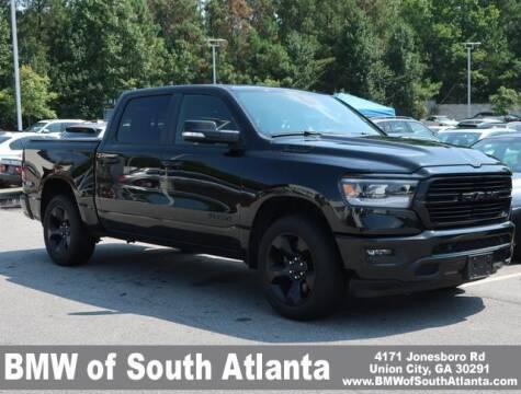 2019 RAM Ram Pickup 1500 for sale at Carol Benner @ BMW of South Atlanta in Union City GA