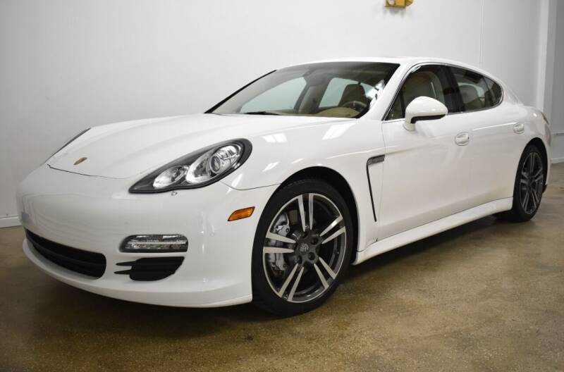 2011 Porsche Panamera for sale at Thoroughbred Motors in Wellington FL
