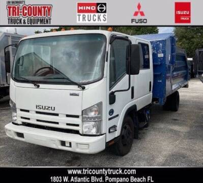 2015 Isuzu NPR-HD for sale at TRUCKS BY BROOKS in Pompano Beach FL