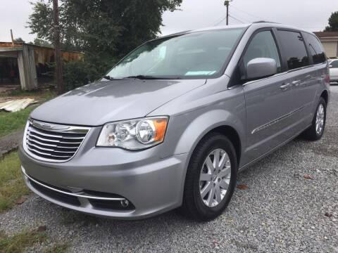 2016 Chrysler Town and Country for sale at Wholesale Auto Inc in Athens TN