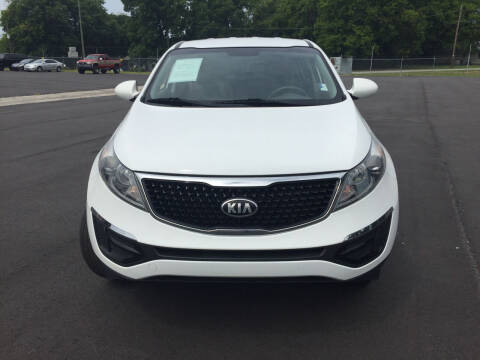2014 Kia Sportage for sale at Beckham's Used Cars in Milledgeville GA