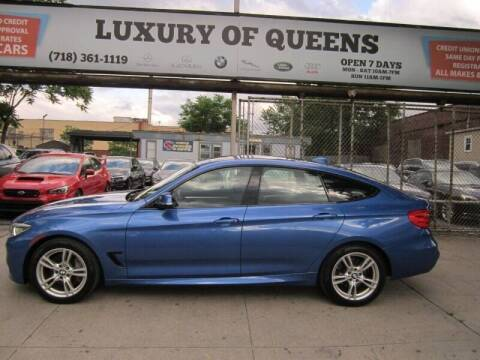 2016 BMW 3 Series for sale at LUXURY OF QUEENS,INC in Long Island City NY