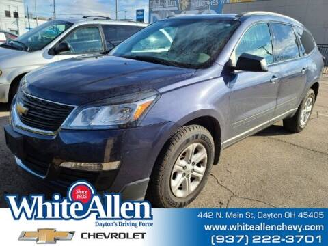 2013 Chevrolet Traverse for sale at WHITE-ALLEN CHEVROLET in Dayton OH