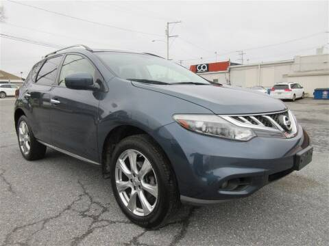 2014 Nissan Murano for sale at Cam Automotive LLC in Lancaster PA