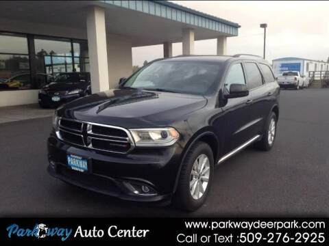 2014 Dodge Durango for sale at PARKWAY AUTO CENTER AND RV in Deer Park WA