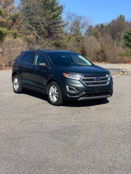 2015 Ford Edge for sale at Westford Auto Sales in Westford MA