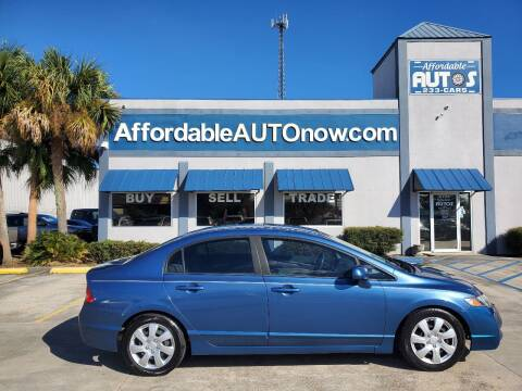 2009 Honda Civic for sale at Affordable Autos in Houma LA