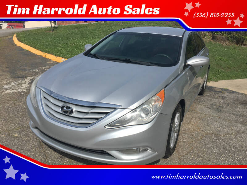 2013 Hyundai Sonata for sale at Tim Harrold Auto Sales in Wilkesboro NC