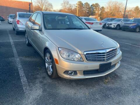 2011 Mercedes-Benz C-Class for sale at City to City Auto Sales in Richmond VA