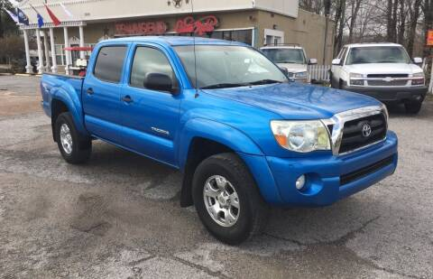 2008 Toyota Tacoma for sale at Townsend Auto Mart in Millington TN