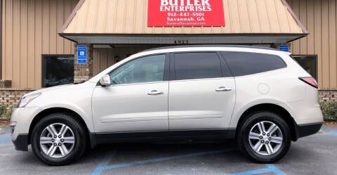 2015 Chevrolet Traverse for sale at Butler Enterprises in Savannah GA