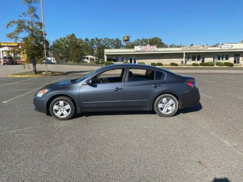 2008 Nissan Altima for sale at BT Mobility LLC in Wrightstown NJ