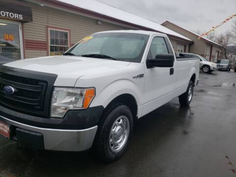 2014 Ford F-150 for sale at Shattuck Motors - NEKtrucks.com in Newport VT