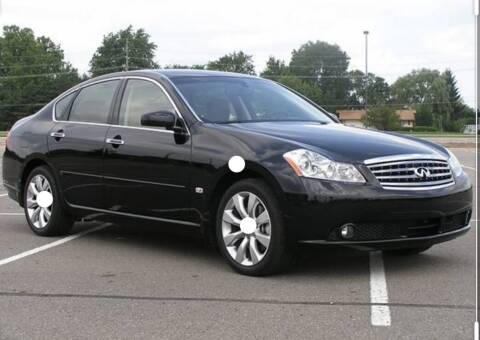 2007 Infiniti M35 for sale at Russo's Auto Exchange LLC in Enfield CT