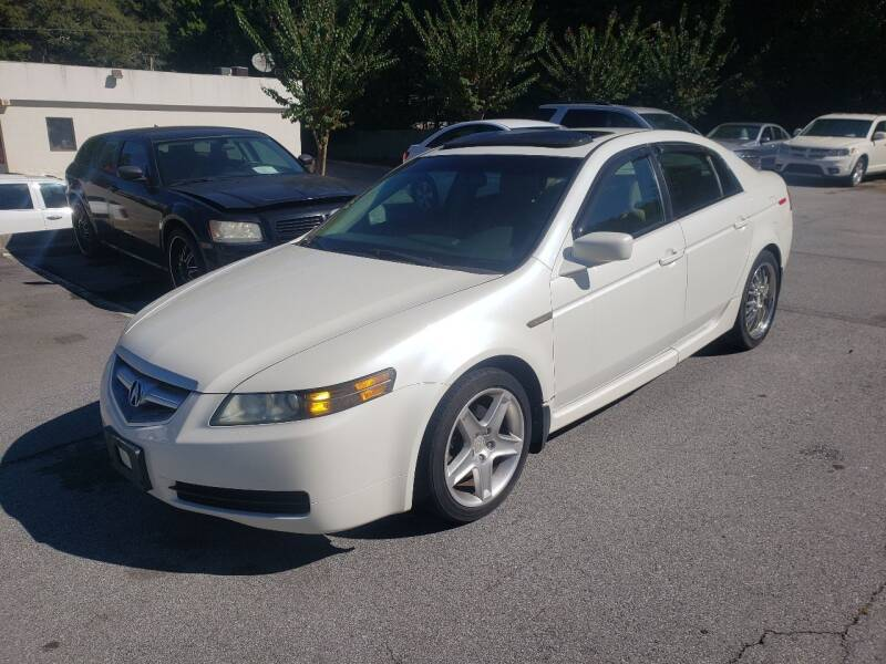2004 Acura TL for sale at Credit Cars LLC in Lawrenceville GA