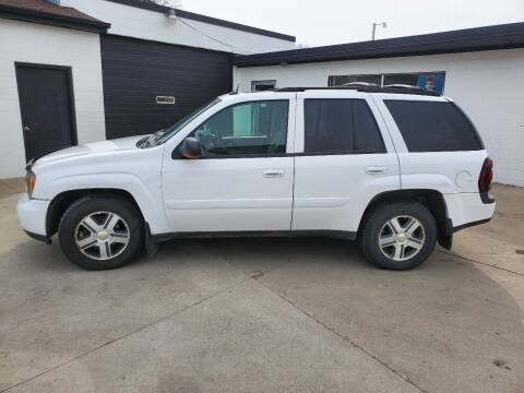 2005 Chevrolet TrailBlazer for sale at GOOD NEWS AUTO SALES in Fargo ND