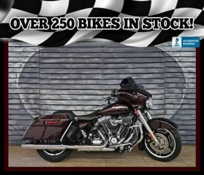 2011 Harley-Davidson Street Glide for sale at Motomaxcycles.com in Mesa AZ